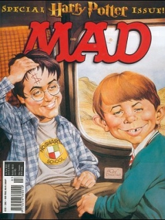 Go to MAD Magazine #383
