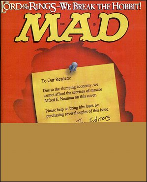 MAD Magazine #385 • South Africa