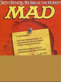 Go to MAD Magazine #385 • South Africa