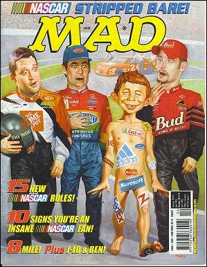 MAD Magazine #388 • South Africa