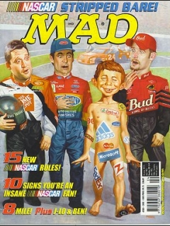 Go to MAD Magazine #388 • South Africa