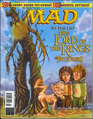 MAD Magazine #389 • South Africa