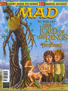 Go to MAD Magazine #389