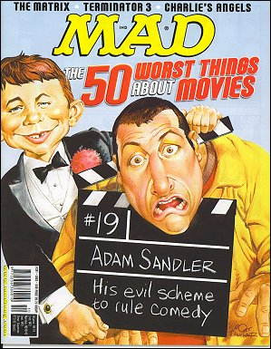 MAD Magazine #391 • South Africa