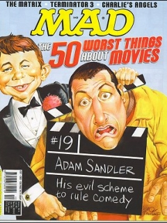 Go to MAD Magazine #391