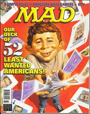 MAD Magazine #392 • South Africa