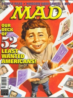 Go to MAD Magazine #392