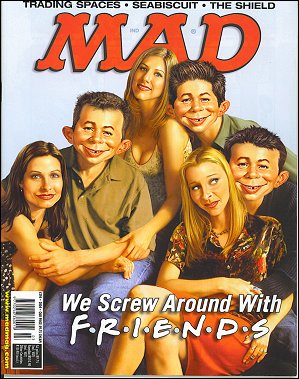 MAD Magazine #394 • South Africa