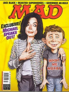 Go to MAD Magazine #395 • South Africa