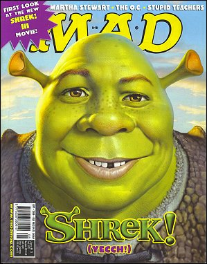 MAD Magazine #397 • South Africa
