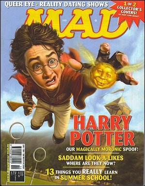 MAD Magazine #398 • South Africa