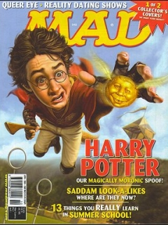 Go to MAD Magazine #398 • South Africa