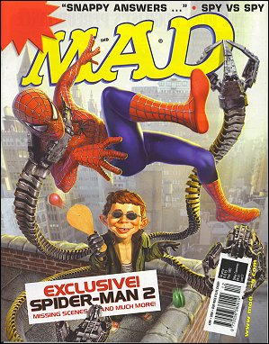 MAD Magazine #399 • South Africa