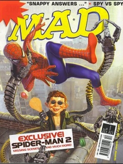 MAD Magazine #399 (South Africa)