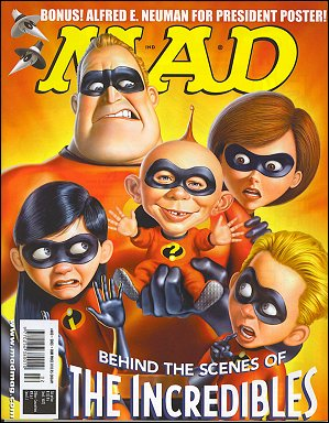 MAD Magazine #400 • South Africa