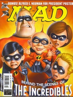 Go to MAD Magazine #400 • South Africa