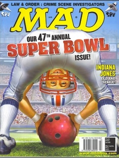 Go to MAD Magazine #401