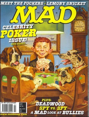 MAD Magazine #403 • South Africa