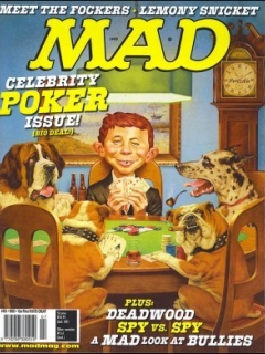 Go to MAD Magazine #403 • South Africa