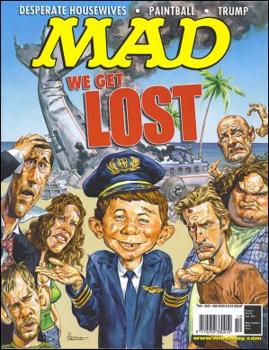 MAD Magazine #404 • South Africa