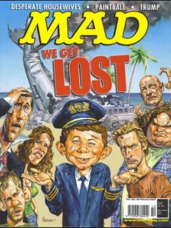 Go to MAD Magazine #404 • South Africa