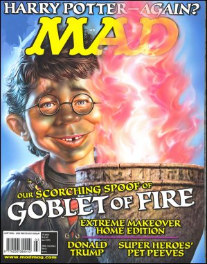 MAD Magazine #407 • South Africa