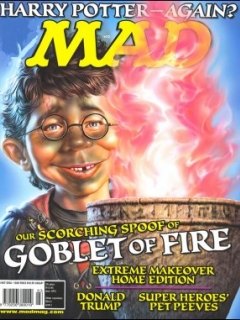 Go to MAD Magazine #407 • South Africa