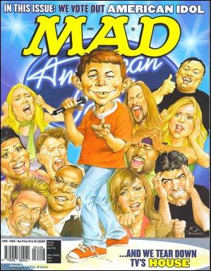 MAD Magazine #408 • South Africa
