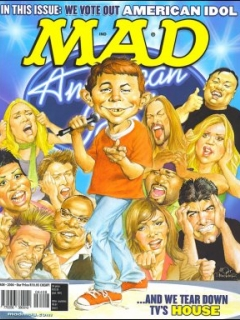 Go to MAD Magazine #408