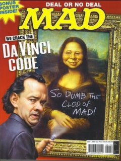 Go to MAD Magazine #410 • South Africa