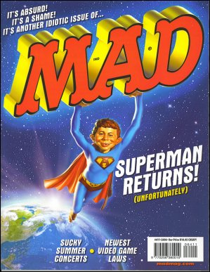 MAD Magazine #411 • South Africa