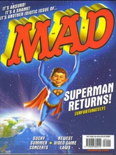 Go to MAD Magazine #411 • South Africa