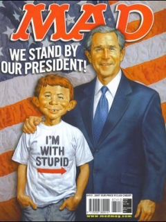 Go to MAD Magazine #413