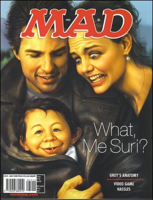 MAD Magazine #414 • South Africa