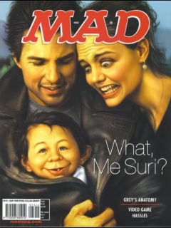 Go to MAD Magazine #414 • South Africa