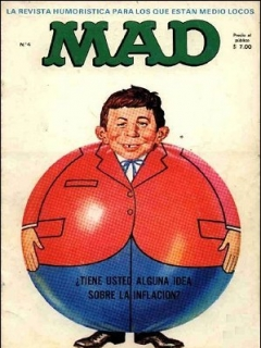 Go to MAD Magazine #4 • Spain • 1st Edition - MAD