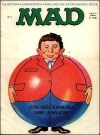 MAD Magazine #4 • Spain • 1st Edition - MAD