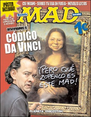MAD Magazine #1 • Spain • 3rd Edition - Planeta DeAgostini