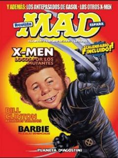 MAD Magazine #2 • Spain • 3rd Edition - Planeta DeAgostini