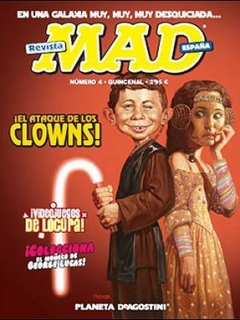 MAD Magazine #4 (Spain)