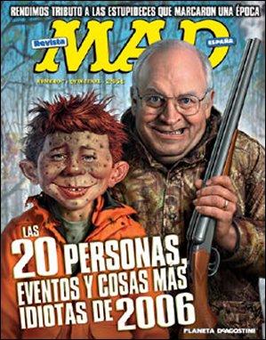 MAD Magazine #7 • Spain • 3rd Edition - Planeta DeAgostini