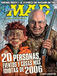 Go to MAD Magazine #7 • Spain • 3rd Edition - Planeta DeAgostini