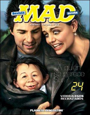 MAD Magazine #8 • Spain • 3rd Edition - Planeta DeAgostini