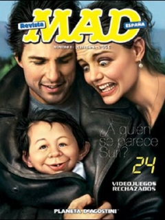 MAD Magazine #8 • Spain • 3rd Edition - Planeta DeAgostini