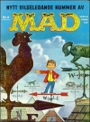 Thumbnail of MAD Magazine #4 1960