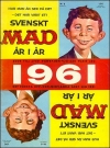 Thumbnail of MAD Magazine #6 1960