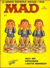 MAD Magazine #2 1961 • Sweden