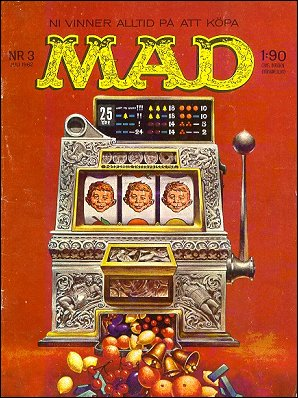 MAD Magazine #11 • Sweden