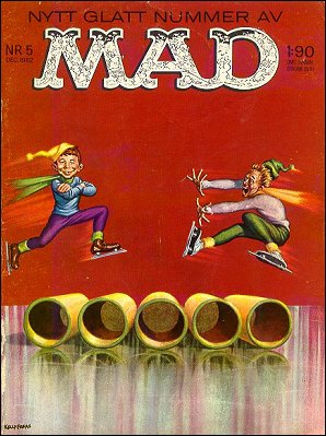 MAD Magazine #13 • Sweden