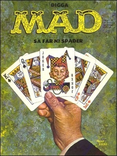 Go to MAD Magazine #2 1964 • Sweden